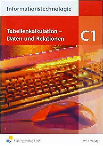 Informationstechnologie – Modul C1
