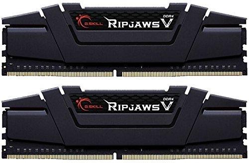 G.Skill Ripjaws V Series 16 GB (2 x 8 GB) DDR4-3200 CL16 Memory