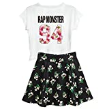 Dolpind Kpop BTS Love Yourself Top and Shorts Set
