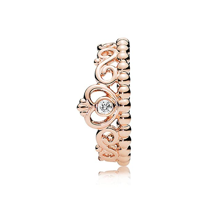 ef86513df Pandora Women Vermeil Themed - 180880CZ-56: Amazon.co.uk: Jewellery