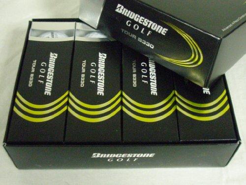 Bridgestone Tour B330 Dozen Golf Balls, Outdoor Stuffs