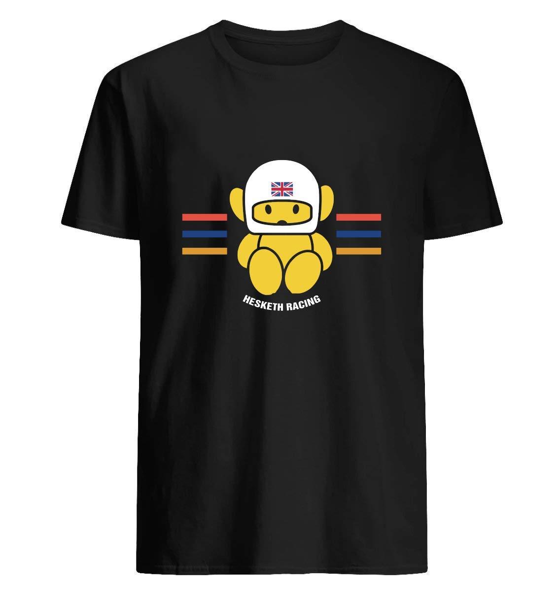 JAMES HUNT F1 TEAM MASCOT 67 T shirt Hoodie for Men Women Unisex