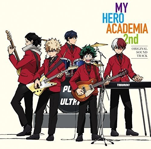 Price comparison product image TV Anime: Boku No Hero Academia
