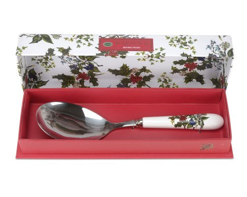 Portmeirion Holly and Ivy Serving Spoon ()
