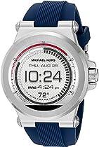 Michael Kors Access Touch Screen Blue Dylan Smartwatch MKT5008