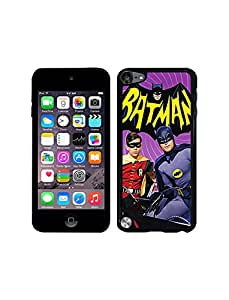 DC Comic Cartoon Series Phone Fundas/Case,Ipod Touch 5th Fundas/Case Batman Fundas/Case for Teen - Drop Resistant Fundas/Case forIpod Touch 5th Generation