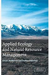 Applied Ecology and Natural Resource Management Hardcover