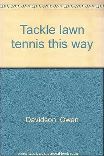 Livres Italiens Téléchargement Gratuit Pdf Tackle Lawn Tennis This