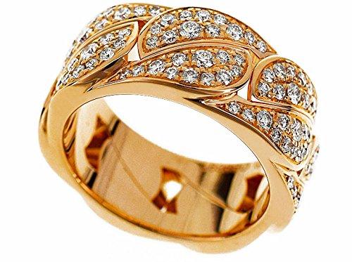(カルティエ) Cartier ラドーニャ リング ダイヤ 750 K18 PG ピンクゴールド 約9号 B06VWS2X7Y
