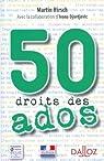 50 droits des ados par Hirsch