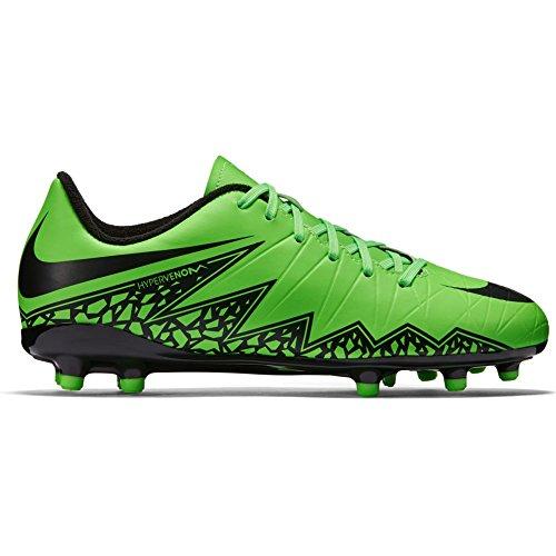 Nike Jr. Hypervenom Phelon II FG Indoor Soccer - Girls Size 2 Nike Cleats