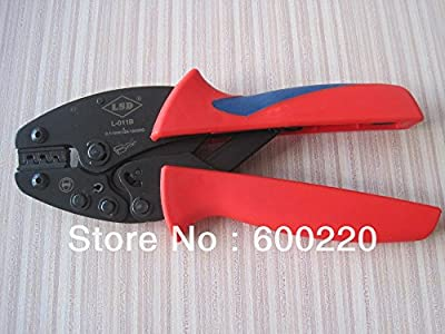 L-011B NEW Crimping Press Pliers Dupont Pin Cable 2.54/4.8 3.96/3.2/KF2510 Plug Spring Reed Dedicated Terminal Arduino Tool
