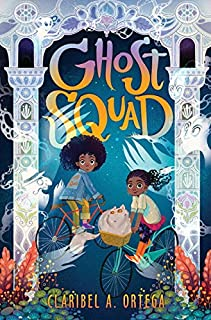 Book Cover: Ghost Squad