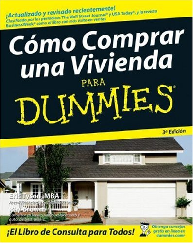 Cmo Comprar una Vivienda Para Dummies (Spanish Edition)
