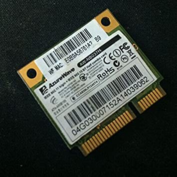 Amazon.com: AzureWave MD: ar5b195 AW nb037h PCI-E tarjeta de ...