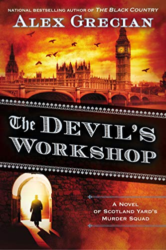 The Devil's Workshop (Scotland Yard's Murder Squad Book 3)