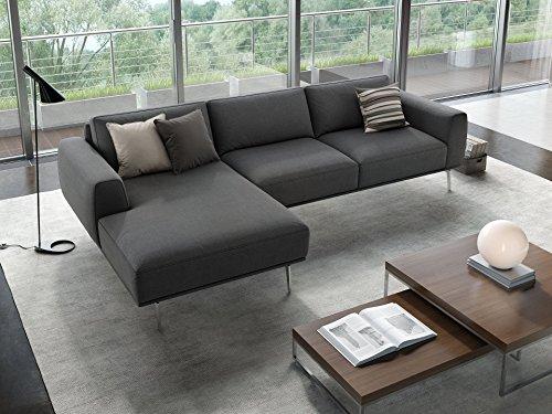 Designer eckcouch  Design Sofa Eckcouch Garnitur Ecksofa Textil Stoff Wohnlandschaft ...