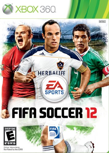 FIFA Soccer 12 - Xbox 360 (Xbox 360 Soccer Games)