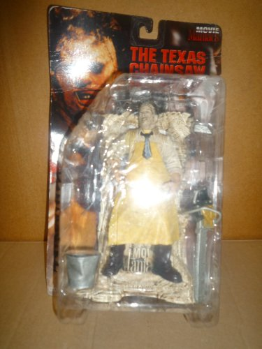 McFarlane Toys Movie Maniacs Series 1 Action Figure The Texas Chainsaw Massacre Leatherface