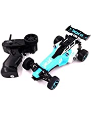 CrossRace Formula 1 Remote Control Car,2.4GHz 1/20 RC Car,High Speed Racing Toy Car