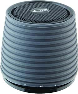 iLive GrooveTunes Wireless Bluetooth Speaker (Grey)