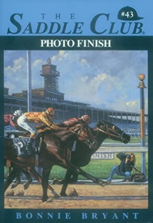 book cover of Photo Finish