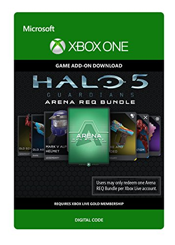 Halo 5 Guardians: Arena REQ Bundle - Xbox One Digital Code