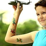 Flying Machines - Designer Temporary Tattoos