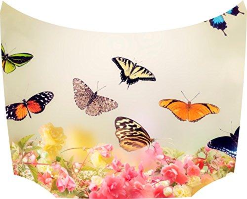 Bonnet Sticker Schmetterlinge: