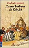 Contes berbères de Kabylie par Mammeri