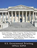 House Hearing, 110th Congress, , 1287864554