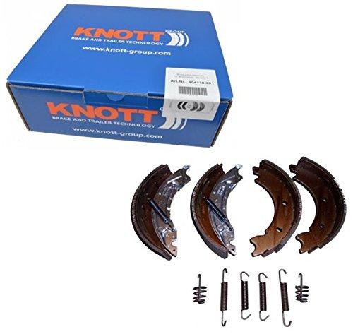 30-2261 Knott Nr. 404115.001 FKAnh/ängerteile Knott Bremsbacken 300 x 60mm Typ