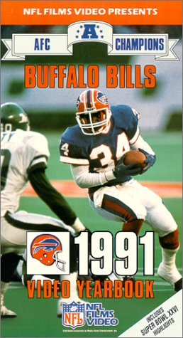 Buffalo Bills: 1991 Video Yearbook (Includes Super Bowl 26 Highlights) [VHS]