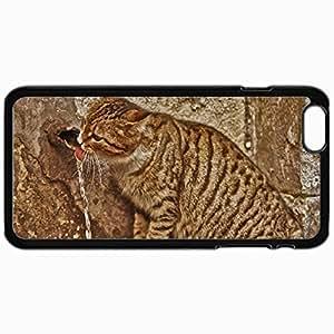 Fashion Unique Design Protective Cellphone Back Cover Case For iPhone 6 Case Do Not Disturb Me Black