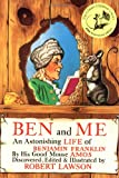 Front cover for the book Ben and Me by Robert Lawson
