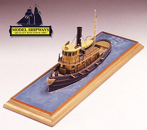 Model Shipways Taurus Tugboat 1930 Solid Hull 1:96 Scale MS2021 - Model Expo: REGULAR $89.99 - ON SALE! ...