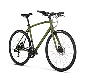"RALEIGH Cadent 2 Urban Fitness Bike, 21"" /XL Frame, Green, 21"" / X-Large"