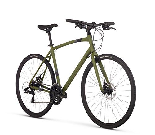 "Raleigh Cadent 2 Urban Fitness Bike, 17"" /MD Frame, Green, 17"" / Medium Raleigh Bikes"