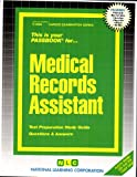 Medical Records Assistant, Jack Rudman, 0837329523