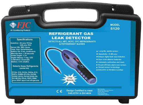 FJC 5120 Deluxe Electronic Refrigerant Leak Detector