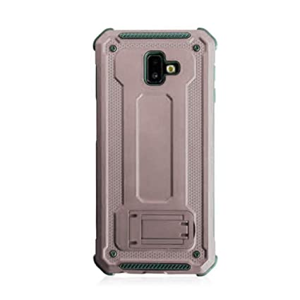 Amazon.com: QLOA - Carcasa para Samsung Galaxy J6 Plus ...
