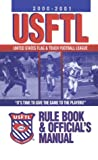 USFTL Rule Book and Official's Manual, Cilton, Michael, 0967245605