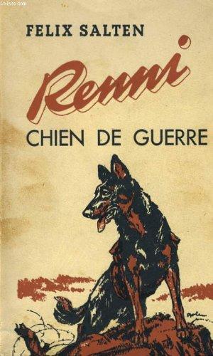 Renni chien de guerre / Félix Salten | Salten, Felix (1869-1945)