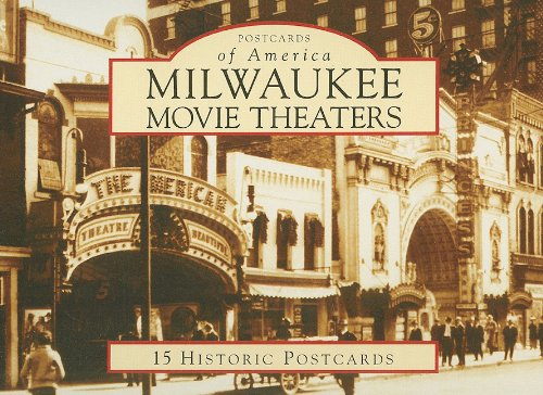 Milwaukee Movie Theaters (Postcards of America)