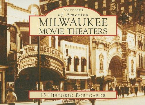 Download Milwaukee Movie Theaters (Postcards of America) ebook
