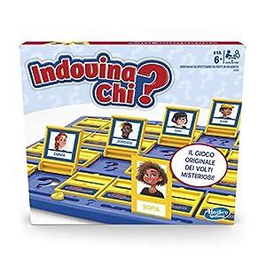 Indovina Chi? (gioco in scatola Hasbro Gaming - Versione in Italiano) 11 spesavip