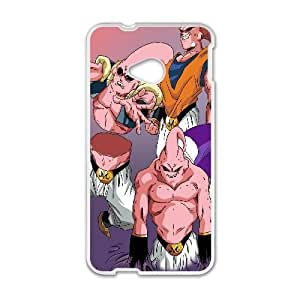 HTC One M7 phone case White Dragon Ball Z POSSR5770348