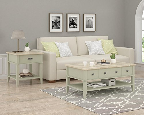 515Z4arn1iL The Best Beach and Coastal Coffee Tables