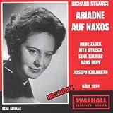 Richard Strauss - Ariadne Auf Naxos - Zadek / Streich / Jurinac / Hopf - Keilberth (Complete Opera, Live 1954)
