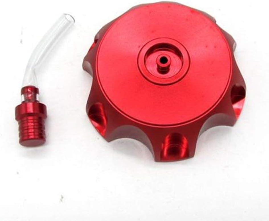 Tenlacum CNC Aluminio Gas Fuel Tank Cap Breather Vent ATV Dirt Pit Bike 140CC 150CC 160CC